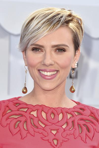 Scarlett Johansson - Rostro Corazón